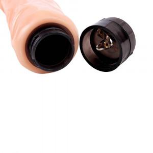 Vibrator Real Touch Vibrating Hard On-Natural