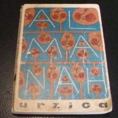 Almanah Urzica 1969 - uzata