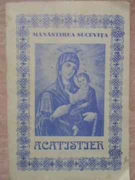 ACATISTIER-MANASTIREA SUCEVITA