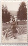 Bnk foto - Borsec - 1965, Sepia, Cladiri, Romania de la 1950