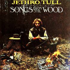 Jethro Tull Songs From The Woods remastered (cd)