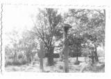 C847 Cruci lemn biserica Strei 1964 Romania comunista
