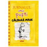 Carte Editura Arthur - Jurnalul unui pusti 4. Caldura mare