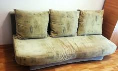 Canapea extrem de confortabila in stare foarte buna latime 2 metri foto