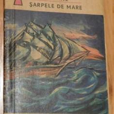 Sarpele de mare de Jules Verne. Traducere Ion Hobana