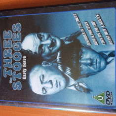 THE THREE STOOGES Early Years - Hollywood Classics - DVD Original