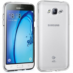Husa SAMSUNG Galaxy J3 2016 - Ultra Slim (Transparent)