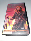 VHS Video cu Mel Gibson in Breveheart-Film de Colectie