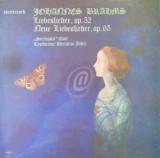 Brahms - Cantece de dragoste (Vinil)
