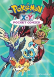 Pokemon X y Pocket Comics