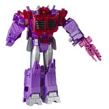 Robot Transformers Ultimate Conversie Rapida Shockwave, Hasbro