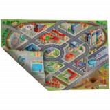 Covoras de joaca imprimeu dublu ecomat Oras si District