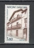 Andorra Franceza.1983 Arhitectura  MA.70
