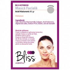 Mască facială cu acid hialuronicBLS-HCFM030)