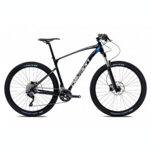 Bicicleta Mtb Devron Riddle Men R6.7 Pure Black S 27.5 inch