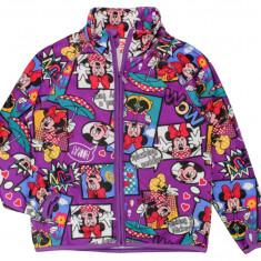 Hanorac din polar pentru fetite Disney Minnie Mouse DISMF 52182389, Multicolor