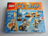 Lego Chima 70229 Lion si 70231 Crocodile Tribe Pack original Sigilat