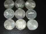 Colectie monede argint Germania 10 marci - II, Europa