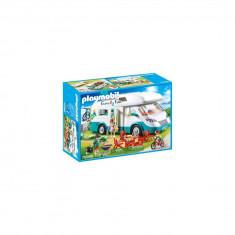 Playmobil Family Fun - Rulota camping
