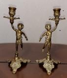 Sfesnice statueta copil.