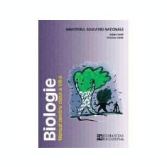 Manual biologie. Clasa a VIII-a - Aglaia Ionel