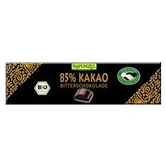 Ciocolata Bio Amaruie Mica 85% Cacao Rapunzel 20gr Cod: 1430065
