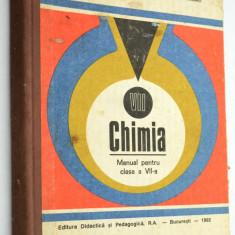 Manual Chimie clasa a VII-a 1992