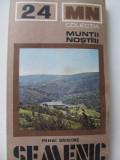 Muntii Semenic (24) - cu harta - Mihai Grigore