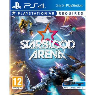 Starblood Arena PS4 VR foto