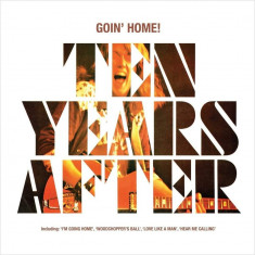 Ten Years After Goin Home (cd)