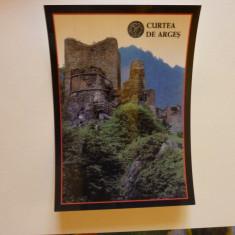 Carte poștală Cetatea Poienari