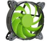 Ventilator Nanoxia Special N.N.V., 120mm (Negru/Verde)