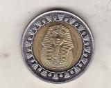 bnk mnd Egipt 1 lira 2008 bimetal