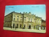 Ilustrata Sighetu Marmatiei - Hotel Korona 1917