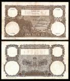 Bancnote România, bani vechi 100 lei 1931