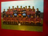 Fotografie cu Echipa Steaua cca. 1972