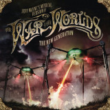 Jeff Wayne War Of The Worlds New Generation digibook (2cd)