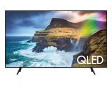 Televizor Samsung QLED Seria 7 65Q70RA, 165 cm, Smart, Ultra HD, HDR10+, Negru