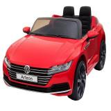 Masina electrica cu telecomanda Volkswagen Arteon Rosu