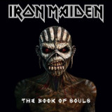 Iron Maiden The Book Of Souls 2015 (2cd)