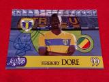 Foto cu autograf original - fotbalistul FEREBORY DORE (PETROLUL Ploiesti)