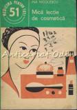 Cumpara ieftin Mica Lectie De Cosmetica - Ina Nicolescu