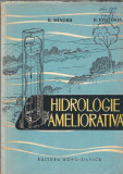 Hidrologie ameliorativa - R. Mindru, H. Ionitoaia 1961