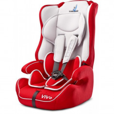 Scaun auto Caretero Vivo Red - Grupa 9-36 Kg