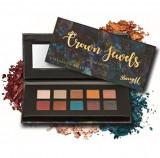 Paleta de Farduri Barry M Crown Jewels Limited Edition Eyeshadow Palette 10 Culori
