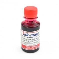 Cerneala refil Magenta (rosu) pentru imprimante HP, InkMate