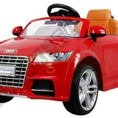 Kinderauto Audi TTS 2x 30W 12V PREMIUM Rosu