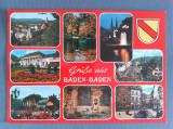 Cumpara ieftin CARTE POȘTALĂ BADEN-BADEN MOZAIC - NECIRCULATĂ, Germania, Necirculata, Printata