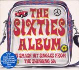 CD Rock: Various - The Sixties Album ( 3 CD-uri originale, stare f.buna )