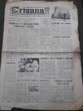 Ziar Crisana Oradea Bihor 17 martie 1976